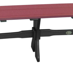 table bench cherrywood black