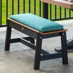cafe bench cushion 1