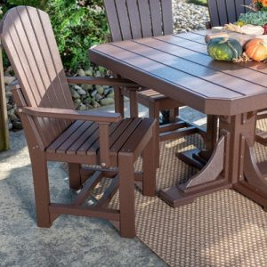 adirondack arm chair 1